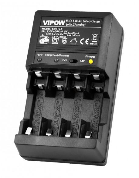 Ładowarka VIPOW CR8168GS