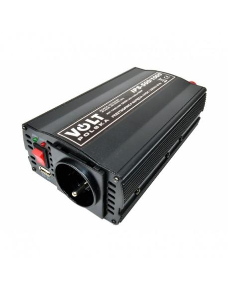 Przetwornica IPS 500 PLUS 12V