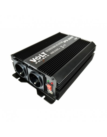 Przetwornica IPS 2000 12V
