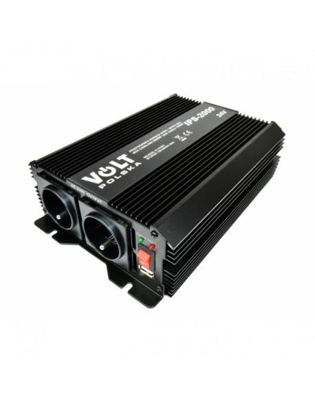 Przetwornica IPS 2000 24V