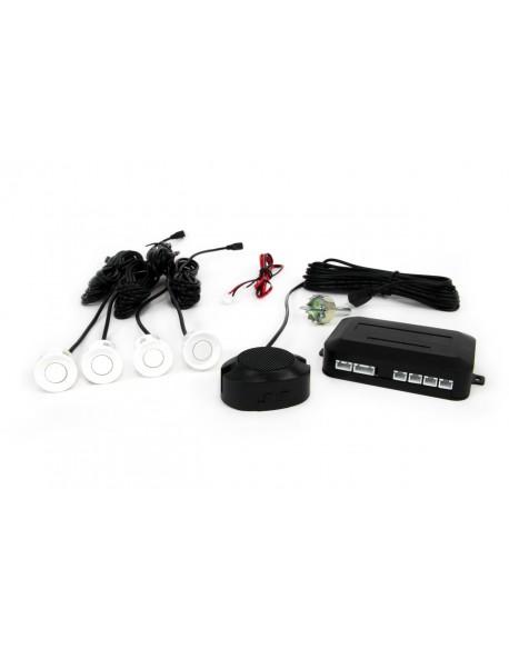 Zestaw czujników Buzzer 4 sensory białe