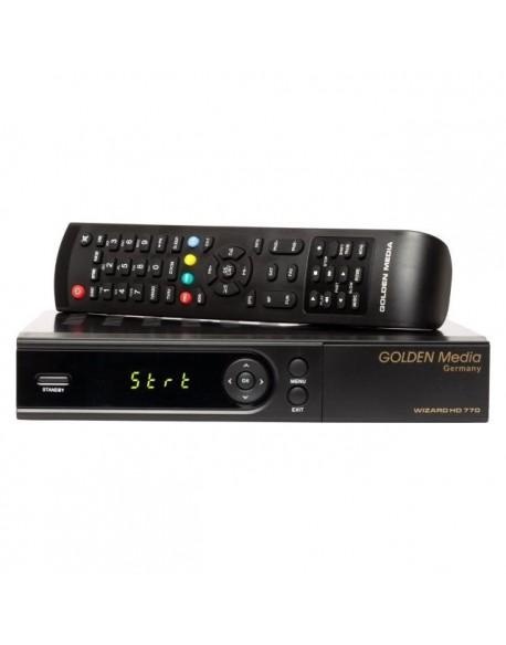 Golden Media Wizard HD770 (CA Premium II)