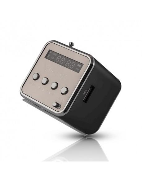 Głośnik z radiem Forever MF-100 czarny