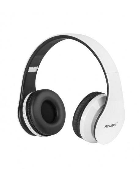 Słuchawki SN-BT1001bezprzewodowe z odtwarzaczem kart SD, radio FM Azusa