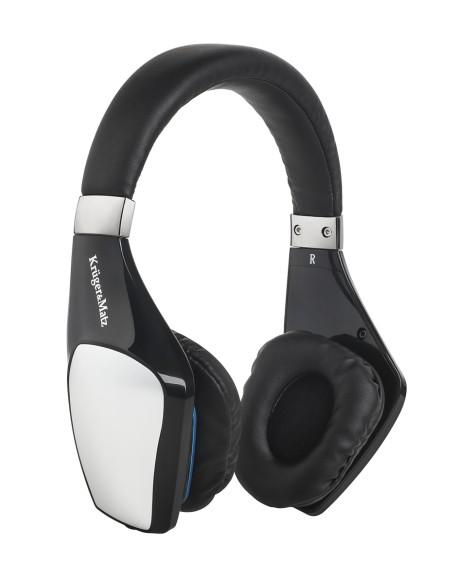 Słuchawki przewodowe nauszne z mikrofonem Kruger&Matz KM 615