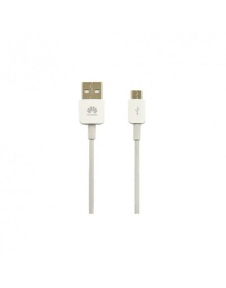 Kabel USB Huawei HWC003 biały micro USB bulk