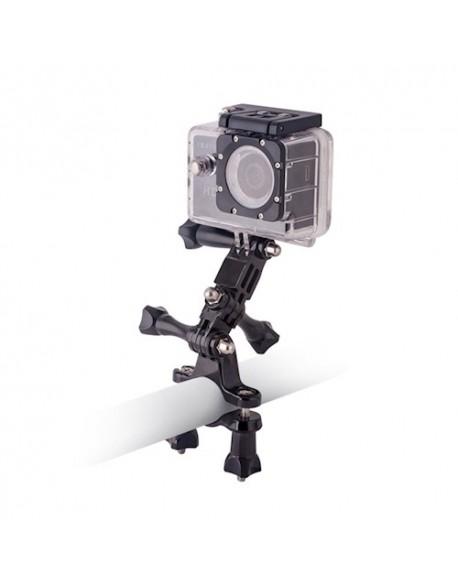 Wzmocniony uchwyt rowerowy Forever do kamery sportowej