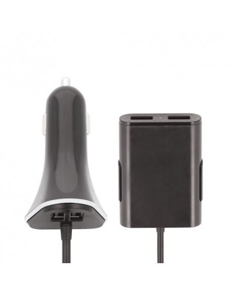 Ładowarka samochodowa Forever pasażer 4x USB