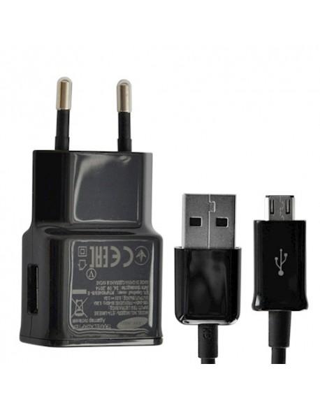 Ładowarka sieciowa Samsung ETA-U90EBE + kabel ECB-DU4EBE 2A czarna bulk