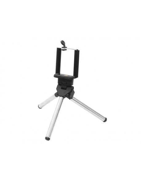 Selfie tripod mini statyw TP-28 srebrny