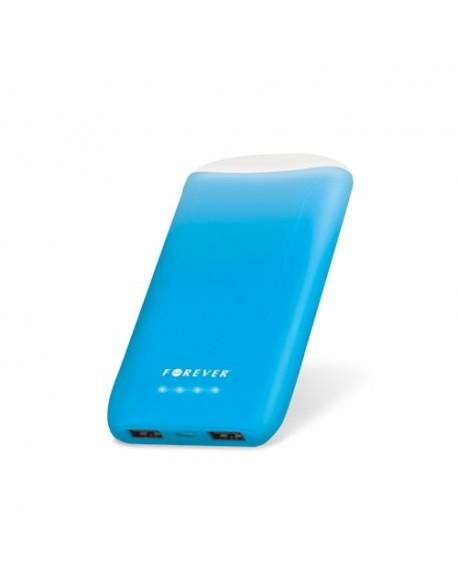 Power Bank Forever z latarką TB-011 8000 mAh niebieski