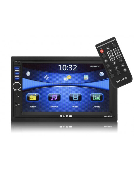 "Radio BLOW AVH-9810 2DIN 7"""