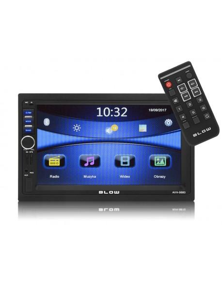 "Radio BLOW AVH-9880 2DIN 7"" GPS"