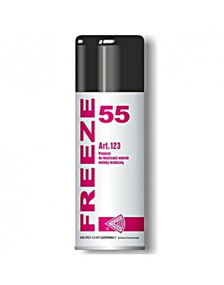 Zamrażacz Freeze 55 400ml Zmrażacz Spray Chłodzący -55°C MC