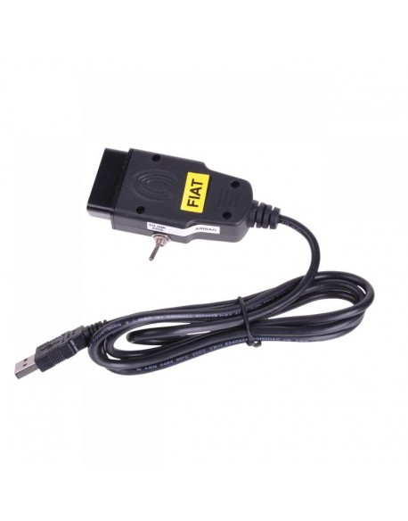 Interfejs diagnostyczny FIAT, ALFA, LANCIA 97-07r. USB bez oprogramowania