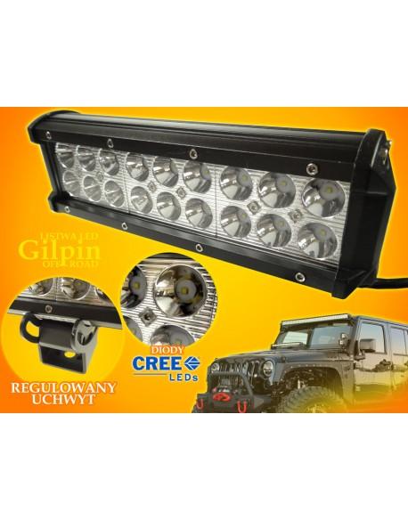 Listwa LED Gilpin 54W CW Off Road