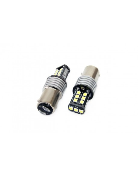 LED VERTEX CANBUS 15SMD 2835 7,5W 1157 (P21/5W) White 12V/24V