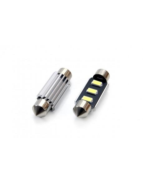 LED VERTEX CANBUS 3SMD 5730 FESTOON 39 mm (C5W) White