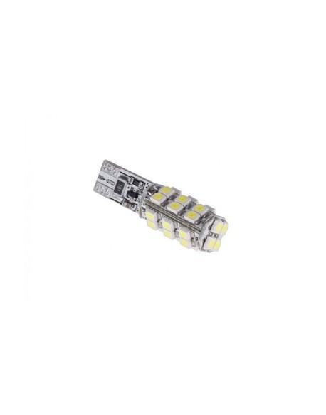 Żarówka LED (Canbus) T10, 28x3228 SMD, biała