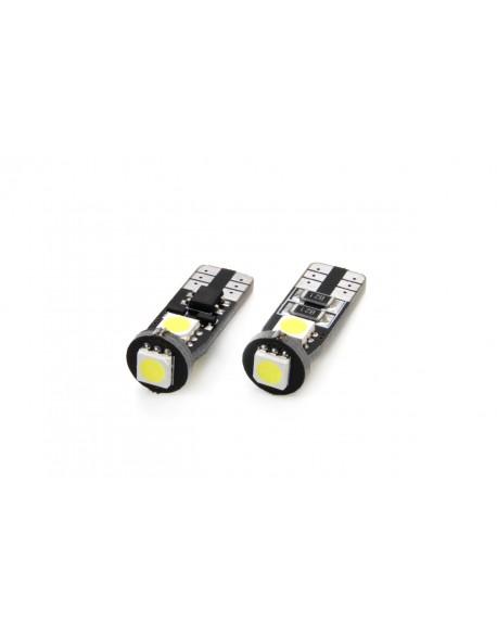 LED STANDARD T10 3SMD 5050 BIAŁY