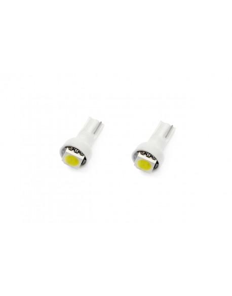 LED VERTEX T5 5050 1SMD CLASSIC White