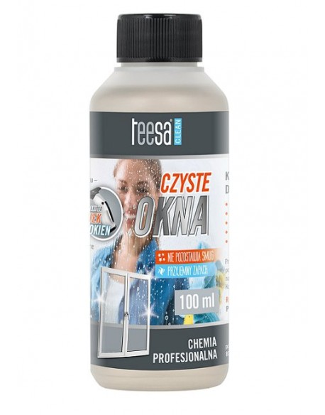 Koncentrat do mycia szyb 100ml