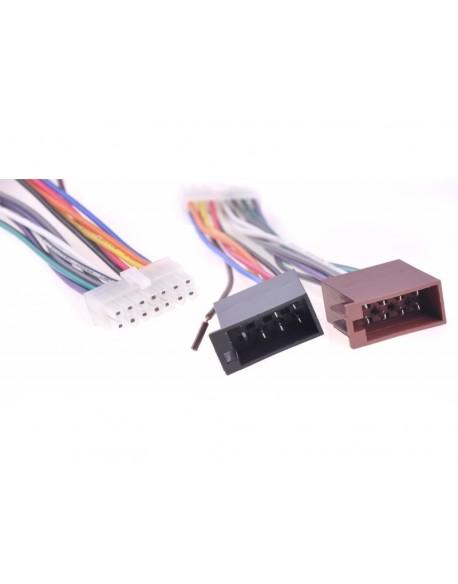 Złącze do Kenwood KR354 biała 14pin-ISO-KK354