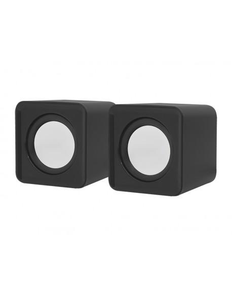 Głośniki komputerowe 2.0 MS-21