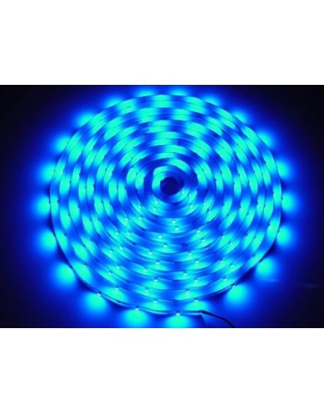 Taśma LED 3528 niebieska 5m/300diod IP65 L
