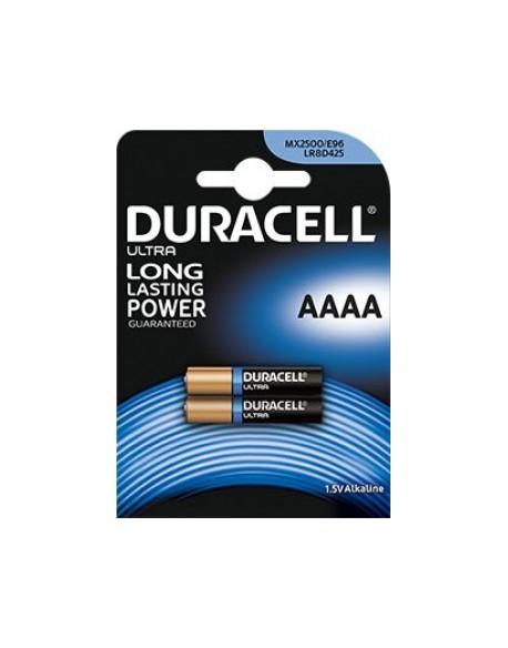 Bateria Duracell AAAA / LR61 / 25A / LR8D425 / MN2500 / MX2500 / E96