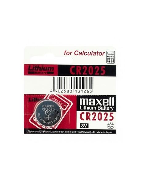 Bateria litowa Maxell CR2025