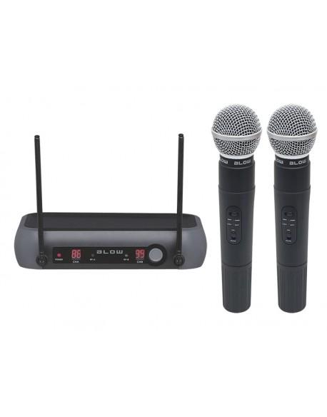 Mikrofon PRM 902 BLOW - 2 mikrofony
