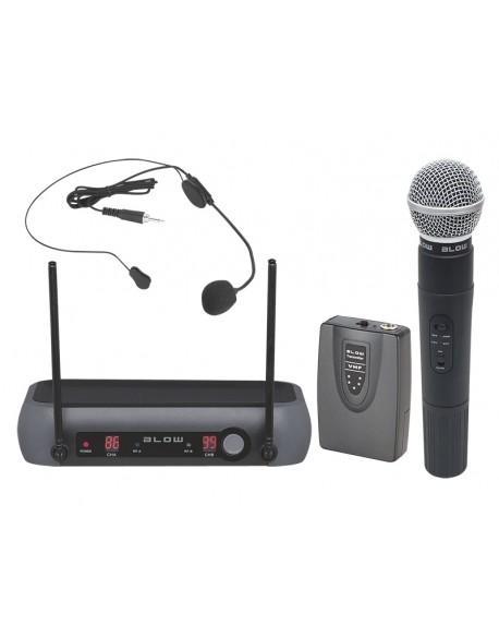 Mikrofon PRM 903 BLOW - 2 mikrofony