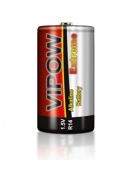Baterie alkaliczne VIPOW EXTREME LR14 2szt/bl