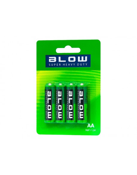Bateria BLOW SUPER HEAVY DUTY AA R06P BL