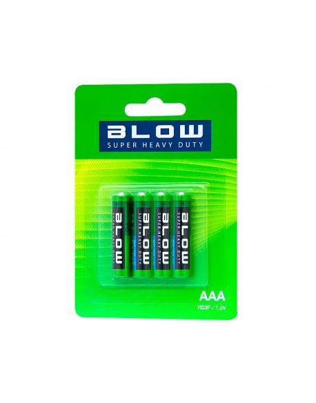 Bateria BLOW SUP. HEAVY DUTY AAA R03P BL