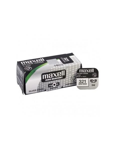 Bateria srebrowa mini Maxell 321 / SR 616 SW