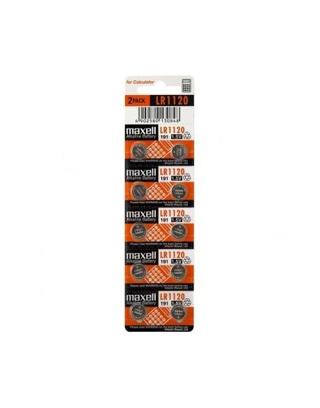 Baterii Maxell LR1120 LR 1120 AG8 L1121