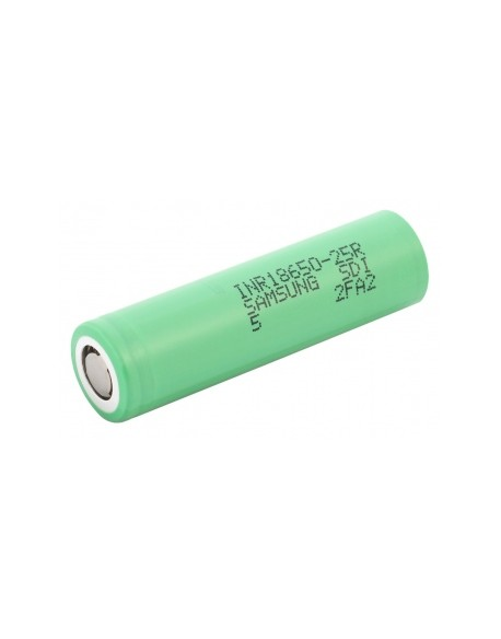 akumulator 18650 Li-ion 2500 mAh Samsung INR18650-25R 20A