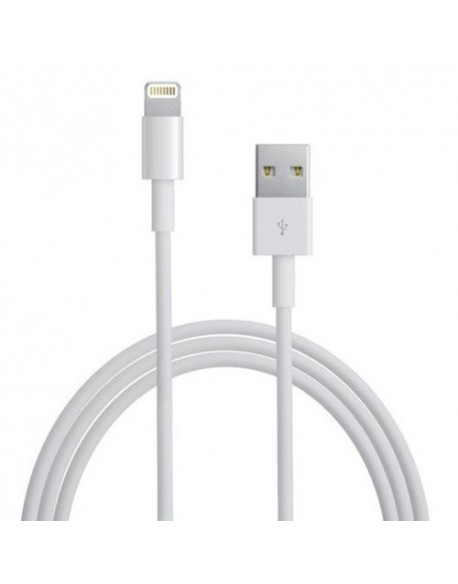 Kabel USB iPhone MD818ZM/A 1m biały bulk