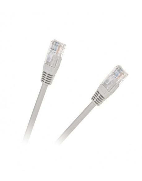 Kabel patchcord UTP cat.5e 15m Cabletech Eco-Line