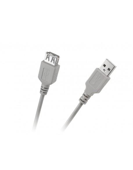 Kabel USB typu A wtyk-gniazdo 5m
