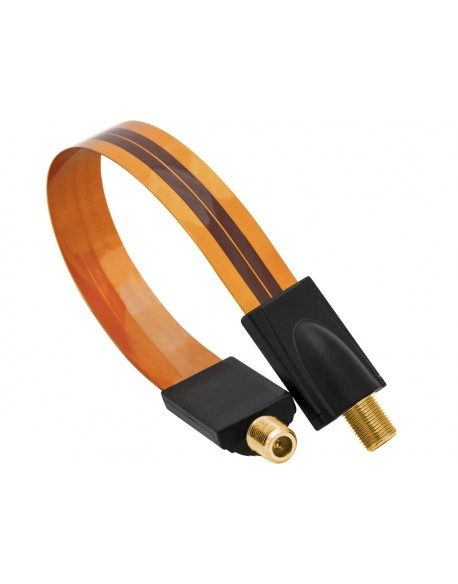 Przej.F: GN.F-GN.F kabel ultra płaski 20
