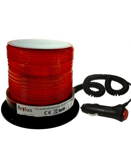 Lampa ostrzegawcza pomarańczowa 20W 10-30V 40LED