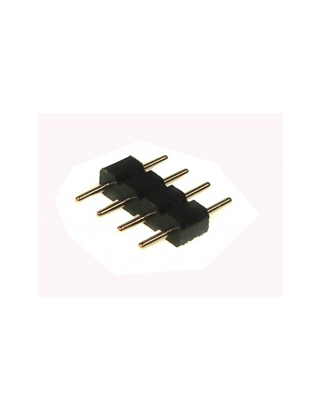 Konektor RGB 4pin/4pin