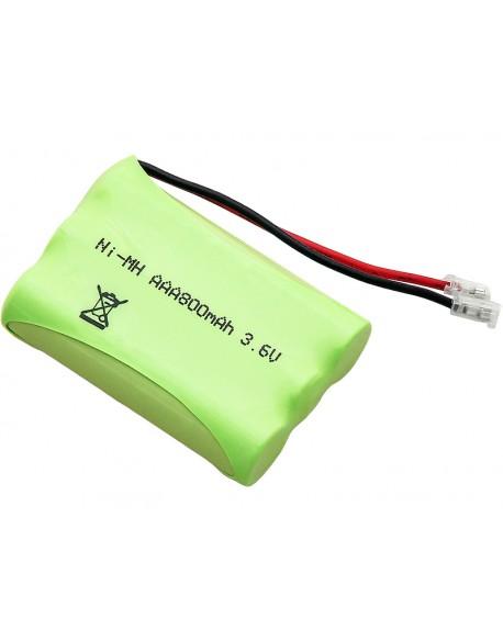 Akumulator NiMH 3V6 800mAh 3x AAA