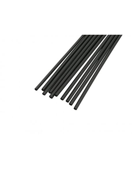 Rurki termokurczliwe 2,5mm-1m czarne