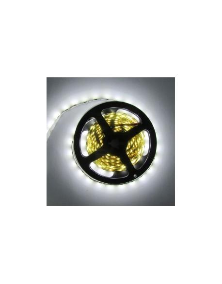 TAŚMA 300 LED ZIMNA ZEWNĘTRZNA (IP65) 72W /5M/