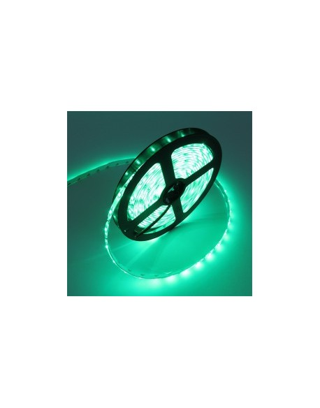 TAŚMA 300 LED ZIELONA ZEWNĘTRZNA (IP65) 24W /5M/