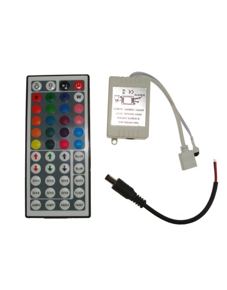 Kontroler LED IR 44 przyciski 6A
